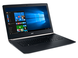 In review: Acer Aspire V 17 Nitro VN7-792G-55SF.