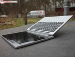 Acer Aspire Switch 11 Pro 128GB with keyboard dock and HDD