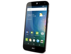 In review: Acer Liquid Z630. Review sample courtesy of Acer Germany.
