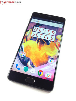 In review: OnePlus 3T. Test model courtesy of OnePlus Germany.