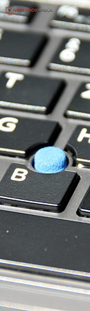 Il Toshiba TrackPoint