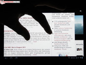 Multi-touch gestures (i.e. zoom)