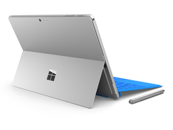 For performance with a fan: Microsoft Surface Pro 4, i5/i7