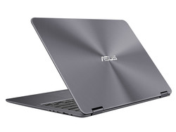 In review: ASUS Zenbook UX360CA-FC060T. Test model courtesy of Asus Germany