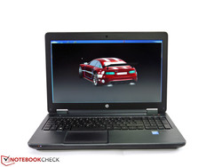 HP ZBook 15 G2 in a long-term test