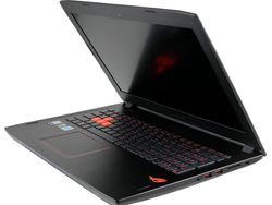 In review: Asus ROG Strix GL502VY-DS71. Test model provided by CUKUSA.com