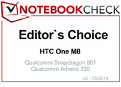 Editor's Choice Aprile 2014: HTC One M8
