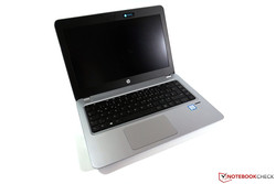 In review: HP ProBook 430 G4. Test model courtesy of HP Germany.