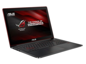 Recensione breve del Notebook Asus G501JW