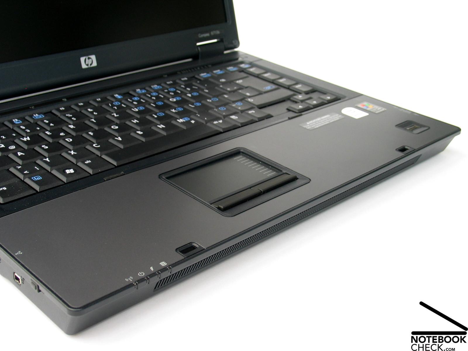 HP Compaq 6710b Notebook Modem Mac