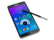 Recensito: Samsung Galaxy Note 4 (SM-N910F). Esemplare di test offerto da Notebooksbilliger.