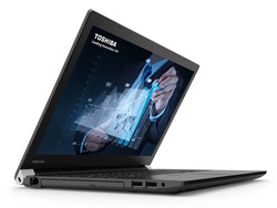 In review: Toshiba Tecra A50-C1510W10. Test model provided by Toshiba US.