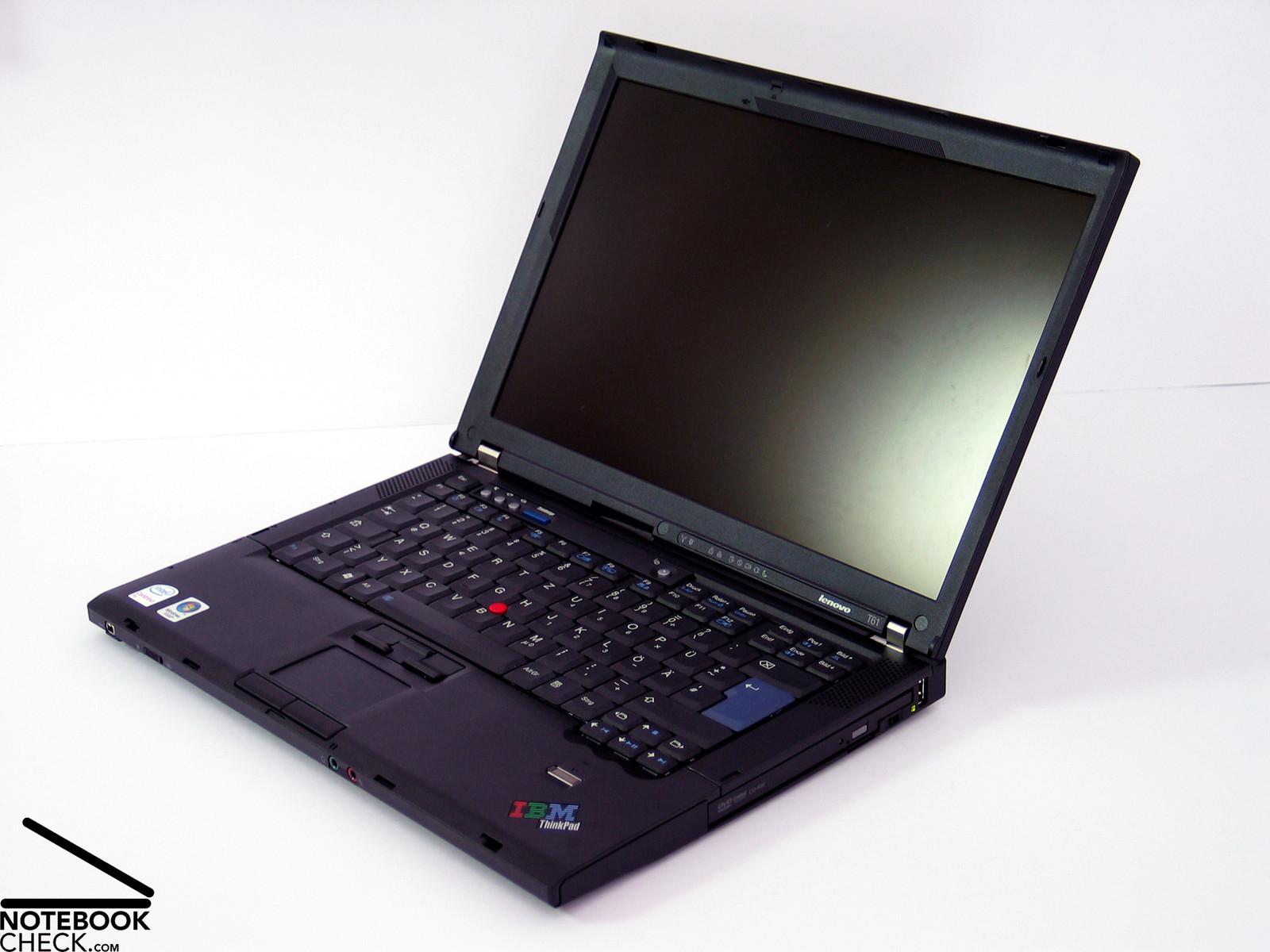 IBM/Lenovo Thinkpad T61 Notebook: Recensione - Notebookcheck.it