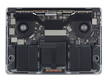 MBP 13 Touch Bar (Source: iFixit)