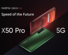 Realme X50 Pro 5G disponibile su Amazon Italia a 599 Euro