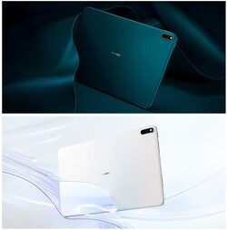 Varianti colore del tablet Huawei MatePad Pro (5G)