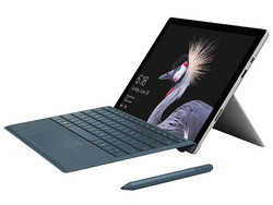 Sprightly yet outmoded: Microsoft Surface Pro 2017
