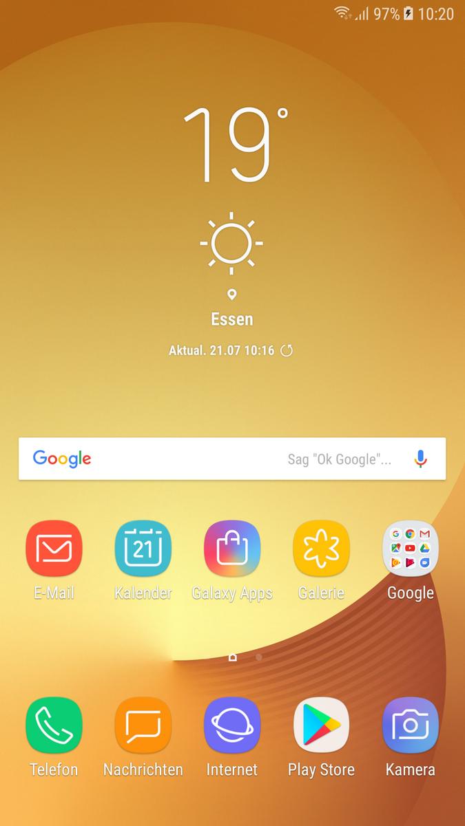 Samsung Galaxy J7 2017 Wallpapers: Recensione Completa Dello Smartphone Samsung Galaxy J7