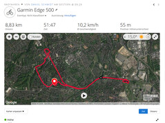 Garmin Edge 500 - Panoramica