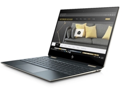 Recensione dell'HP Spectre x360 13. Dispositivo di test gentilmente offerto da HP Germany.