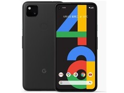 Recensione dello smartphone Google Pixel 4a. Dispositivo di test fornito da: Google Germany