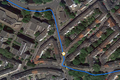 GPS-Test Garmin Edge 500