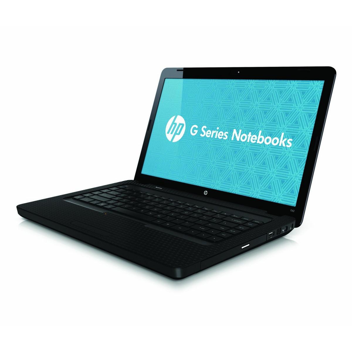 HP G62-225NR Notebook Descargar Controlador