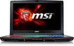 MSI GE63VR 7RE-093XES Raider