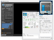 Cinebench R11.5 CPU