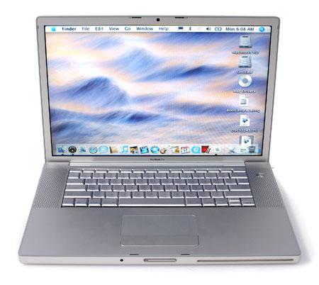 apple macbook pro 15 inch 06 09. Black Bedroom Furniture Sets. Home Design Ideas