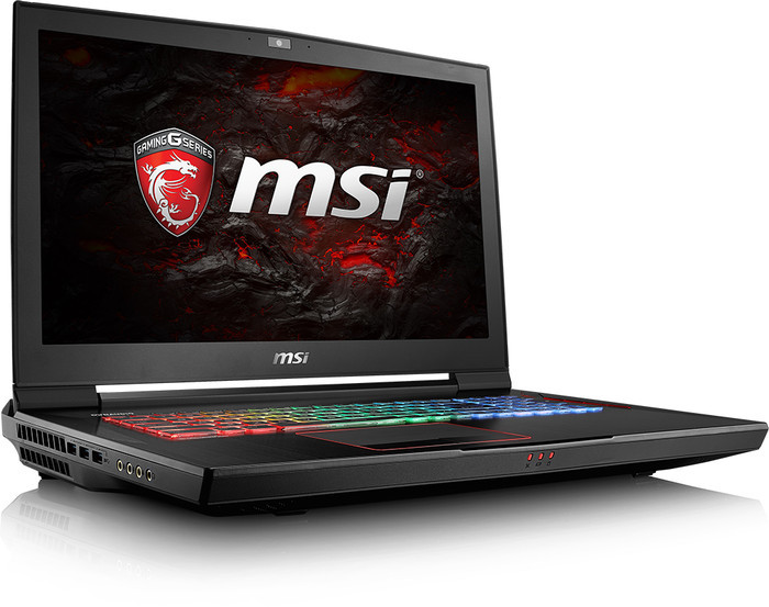 MSI GT73VR 7RE Titan SLI