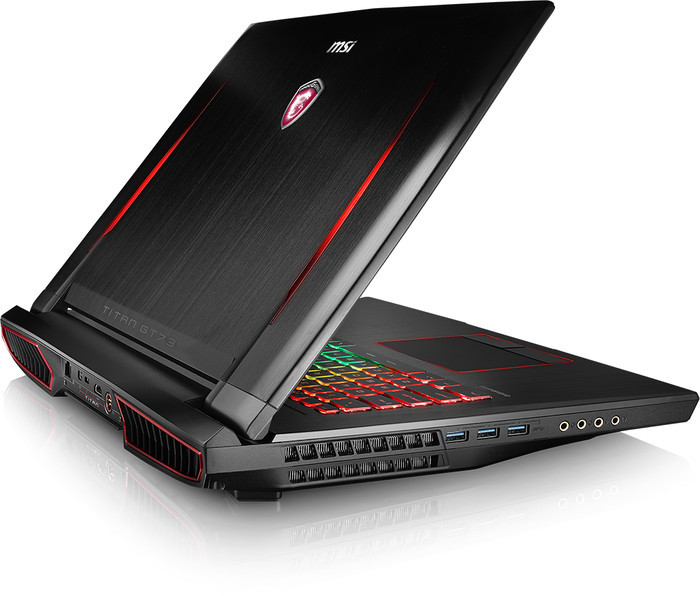MSI GT73VR 6RE-022ES TITAN