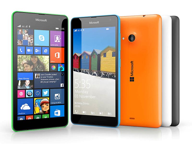 Microsoft Lumia Serie Notebookcheckit