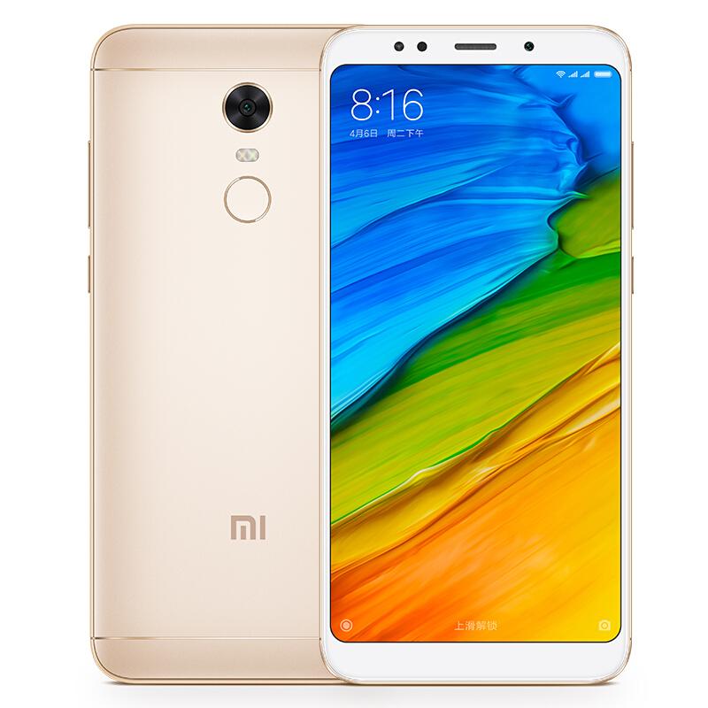 Xiaomi Redmi 5 Plus Notebookcheck It
