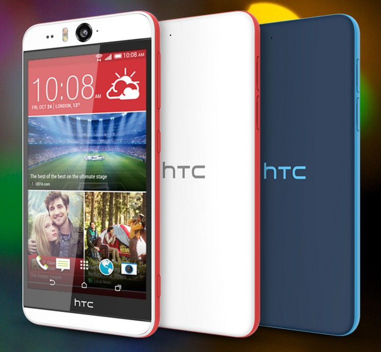 HTC Desire C in the Test