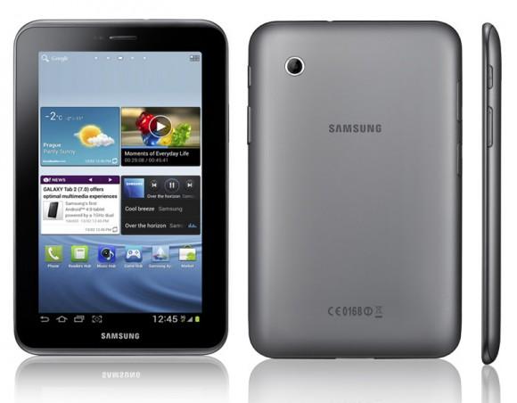 """Notebook: Samsung Galaxy Tab 2 (7.0"""") ( Galaxy Tab 2 Serie )"""