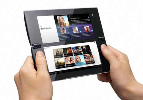 Sony S2, il tablet Android con doppio display passa i test FCC